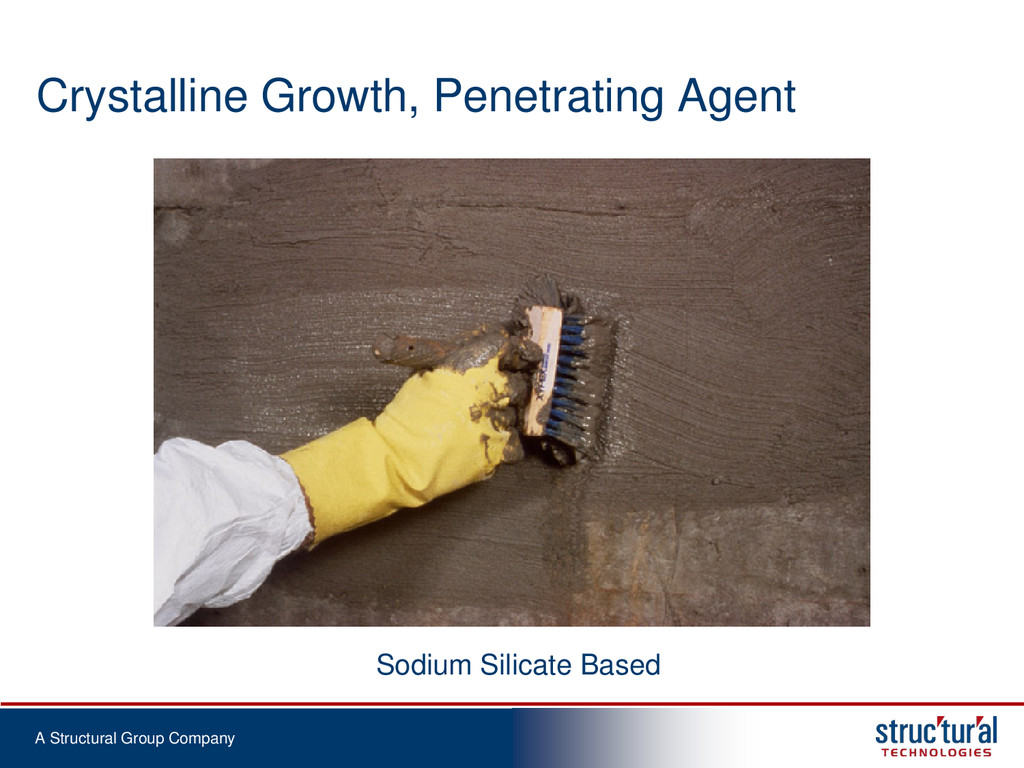 A Structural Group Company Crystalline Growth, ...