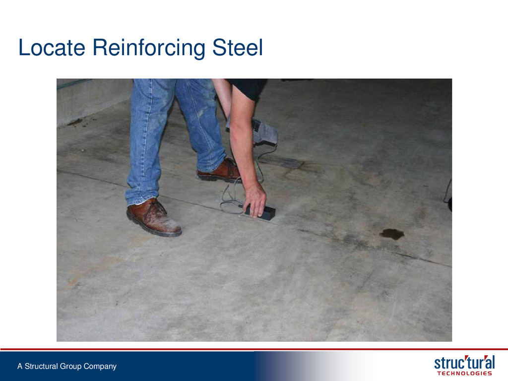 A Structural Group Company Locate Reinforcing S...
