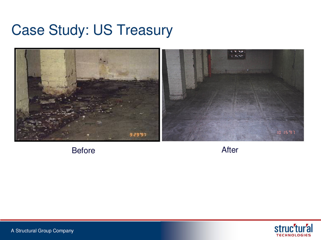A Structural Group Company Case Study: US Treas...