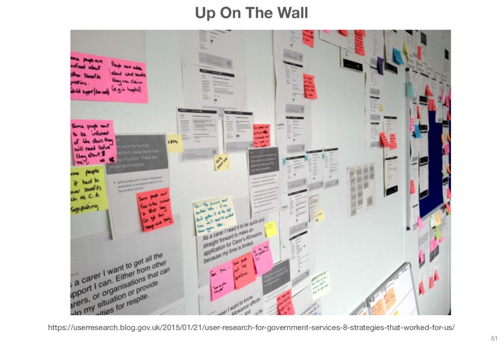 Up On The Wall 51 https://userresearch.blog.gov...