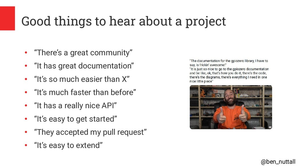 @ben_nuttall Good things to hear about a projec...