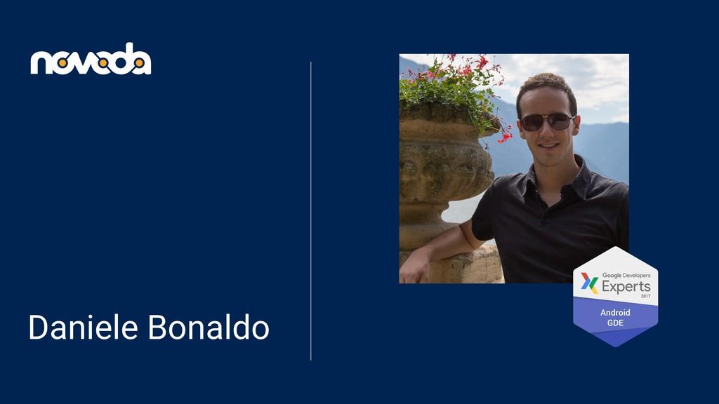 Daniele Bonaldo