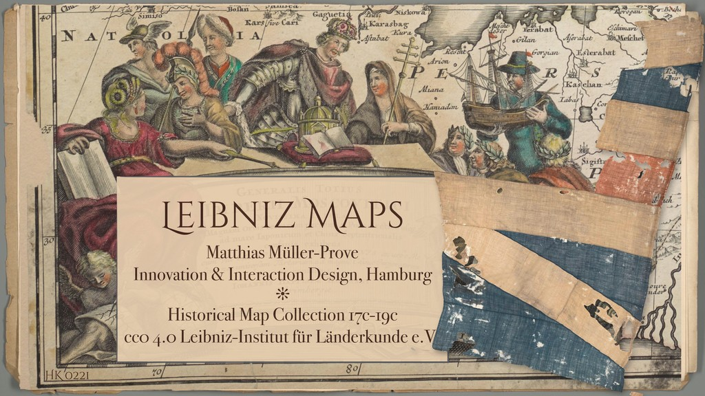 Leibniz Maps Matthias Müller-Prove