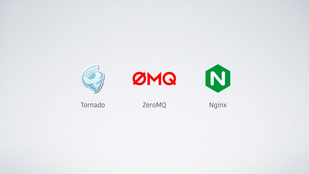 Tornado ZeroMQ Nginx