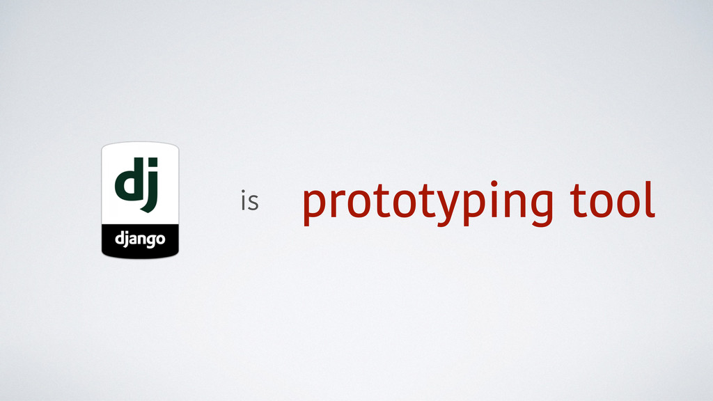 is prototyping tool