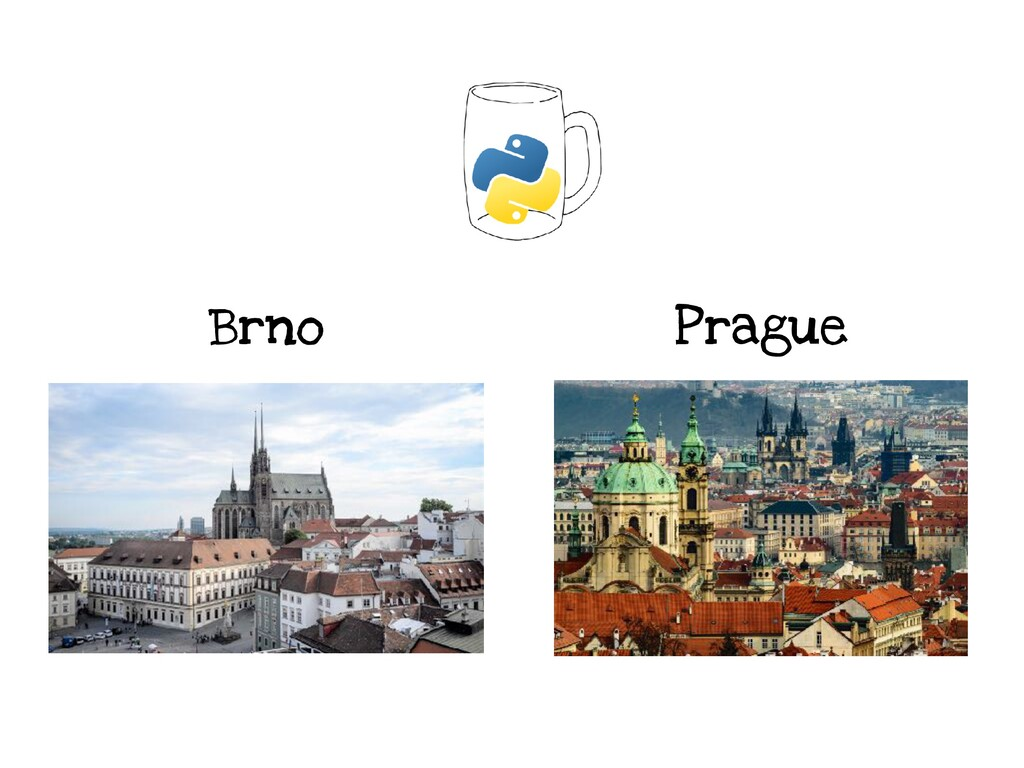 Brno Prague
