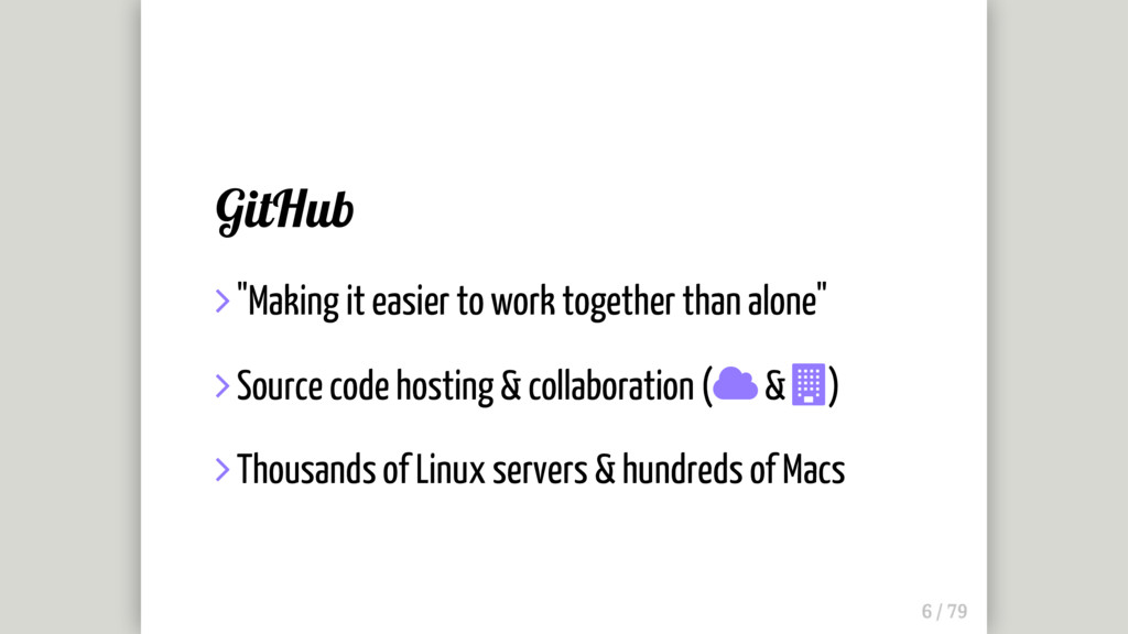 "GitHub  ""Making it easier to work together tha..."