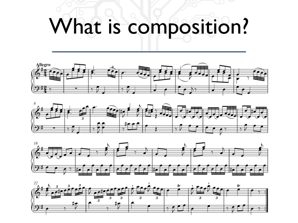 What is composition?