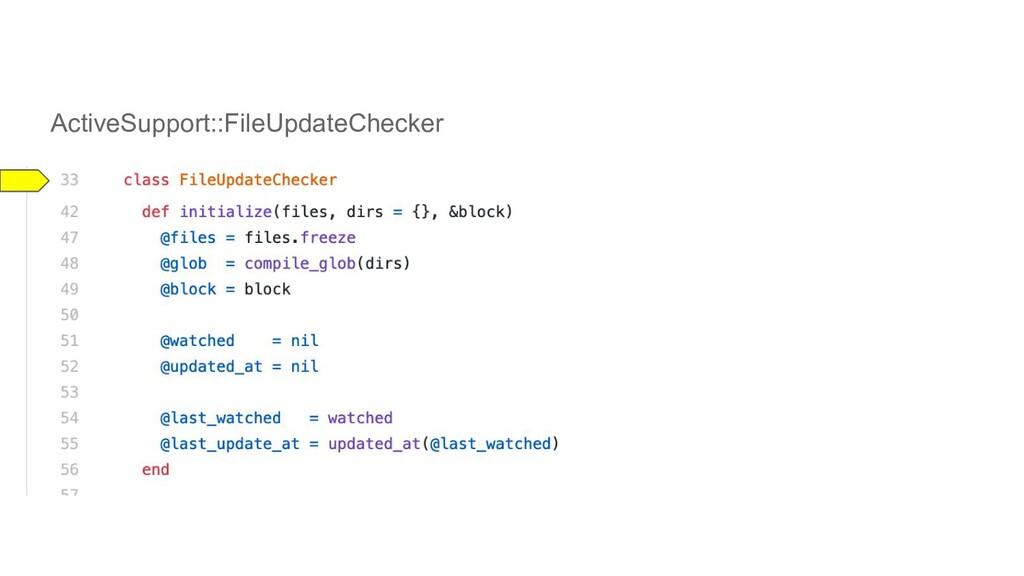 ActiveSupport::FileUpdateChecker