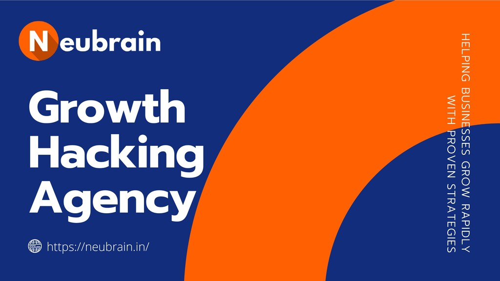 Growth Hacking Agency HELPING BUSINESSES GROW R...