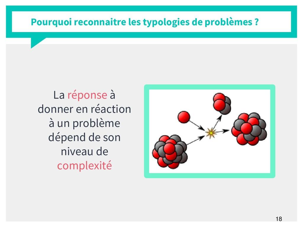 18 Pourquoi reconnaitre les typologies de probl...