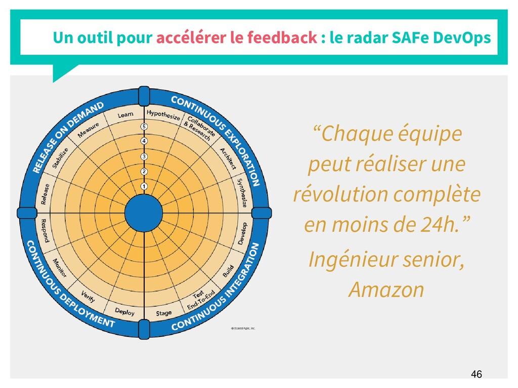46 Un outil pour accélérer le feedback : le rad...
