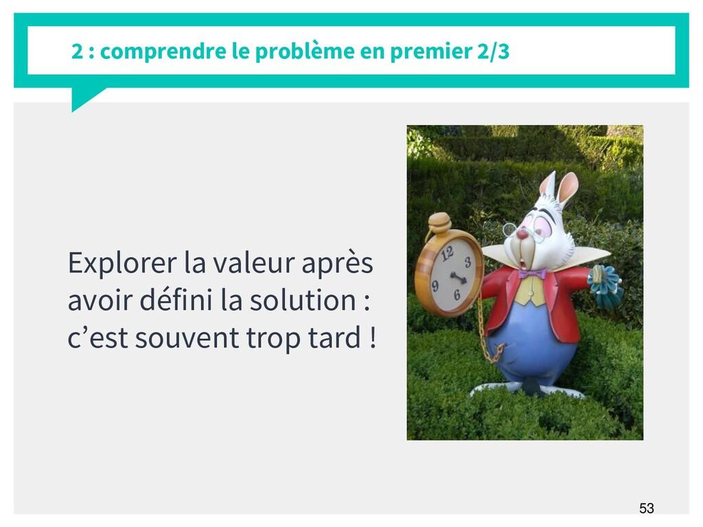 53 2 : comprendre le problème en premier 2/3 Ex...