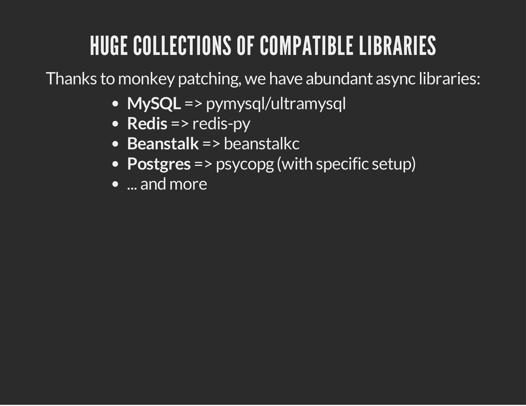 HUGE COLLECTIONS OF COMPATIBLE LIBRARIES Thanks...