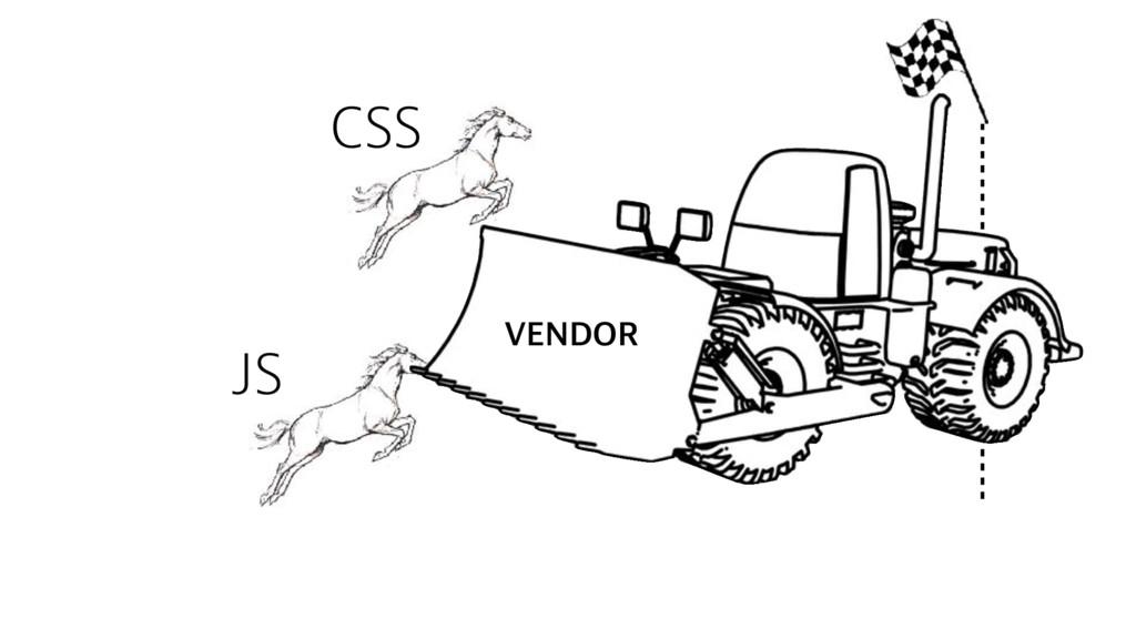 CSS JS VENDOR
