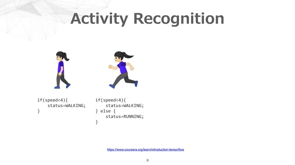 Activity Recognition 9 https://www.coursera.org...