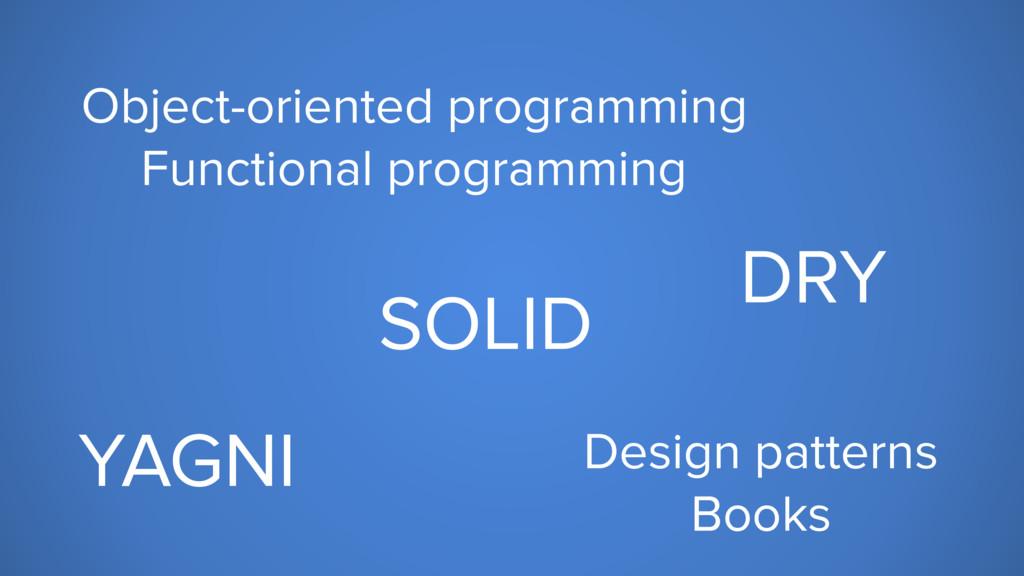 Design patterns Books Object-oriented programmi...