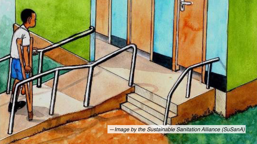 8 —Image by the Sustainable Sanitation Alliance...