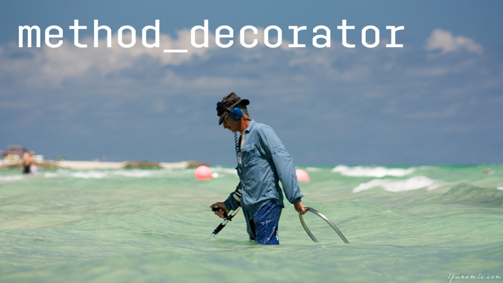 method_decorator
