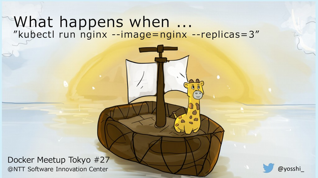 "ç What happens when ... ""kubectl run nginx --im..."