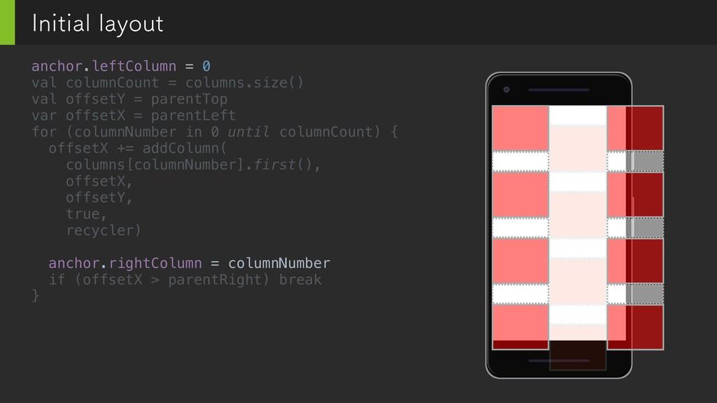 anchor.leftColumn = 0 val columnCount = columns...