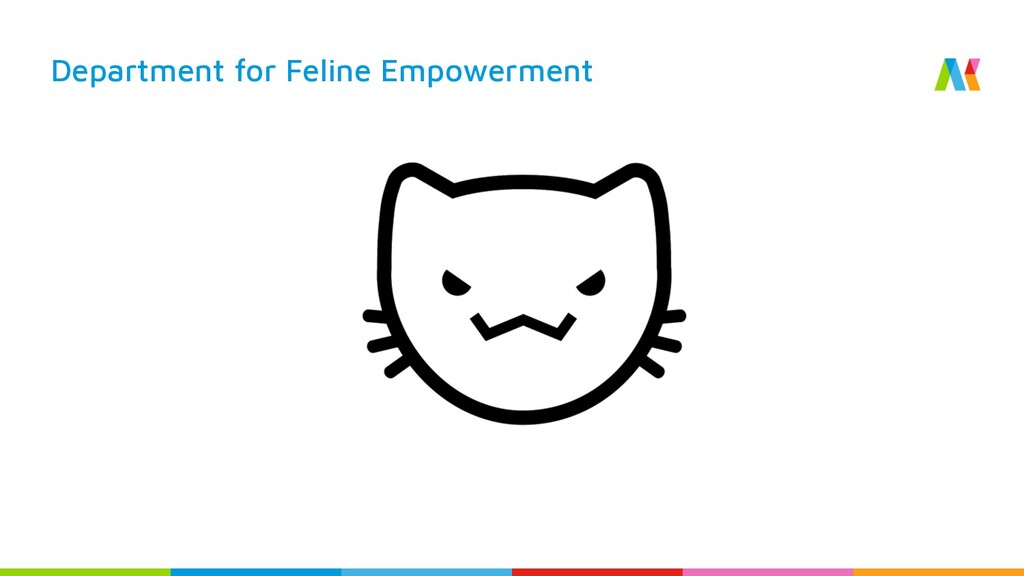 Department for Feline Empowerment