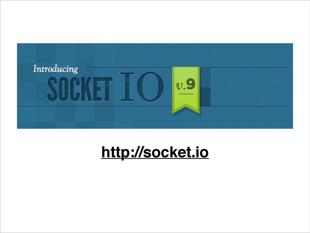 http://socket.io