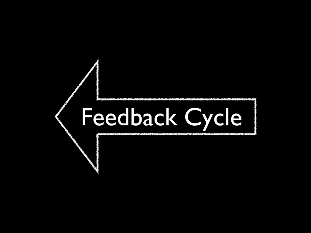 Feedback Cycle