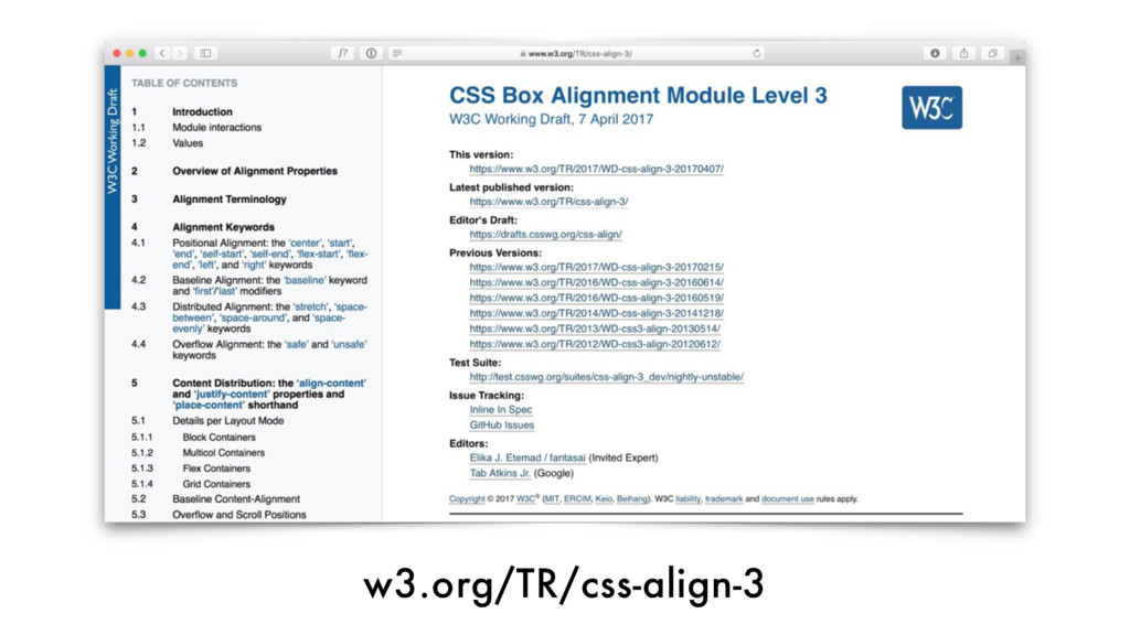 w3.org/TR/css-align-3