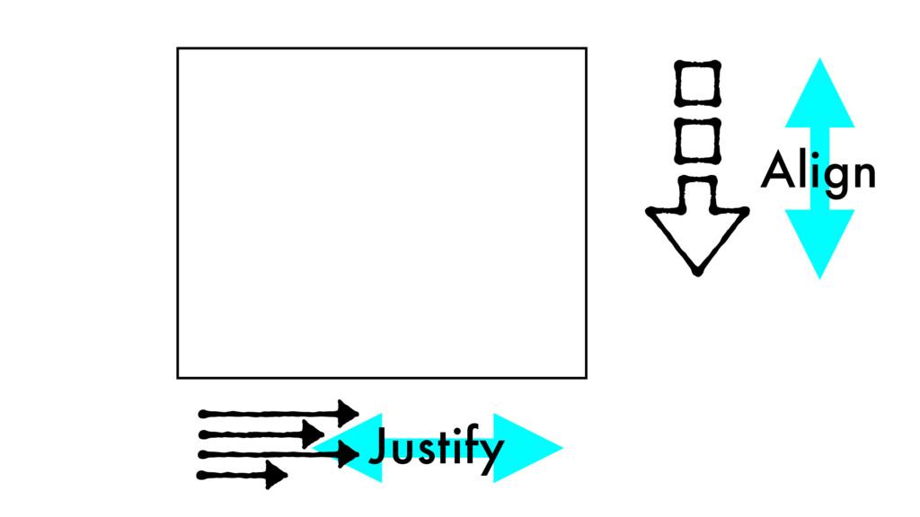 Align Justify