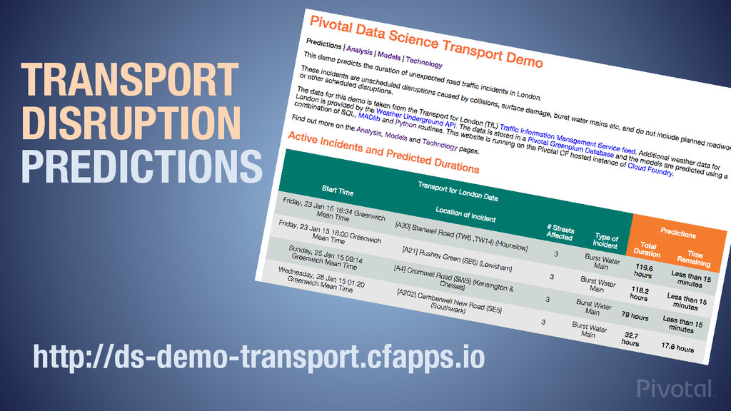 TRANSPORT