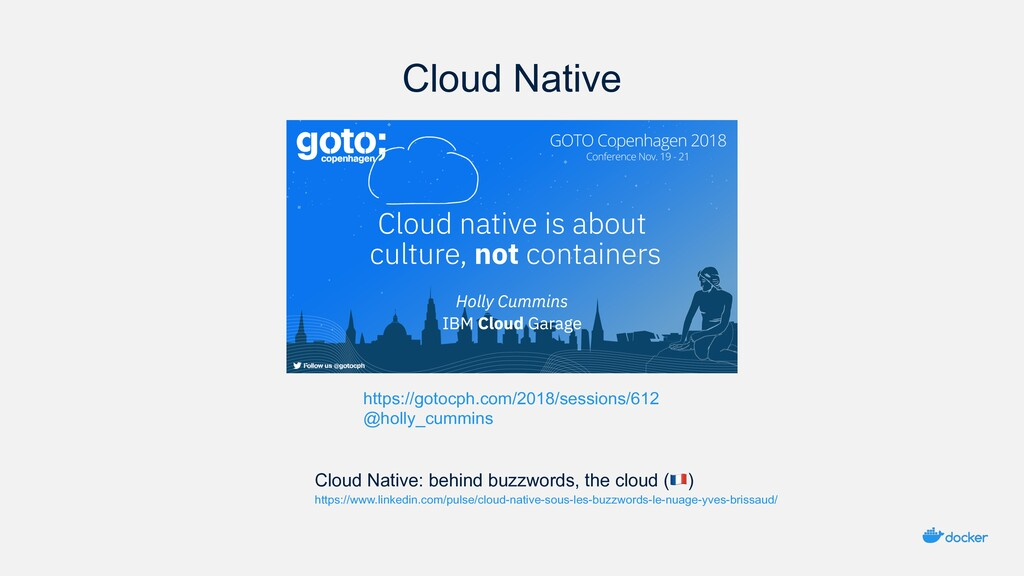 Cloud Native https://gotocph.com/2018/sessions/...