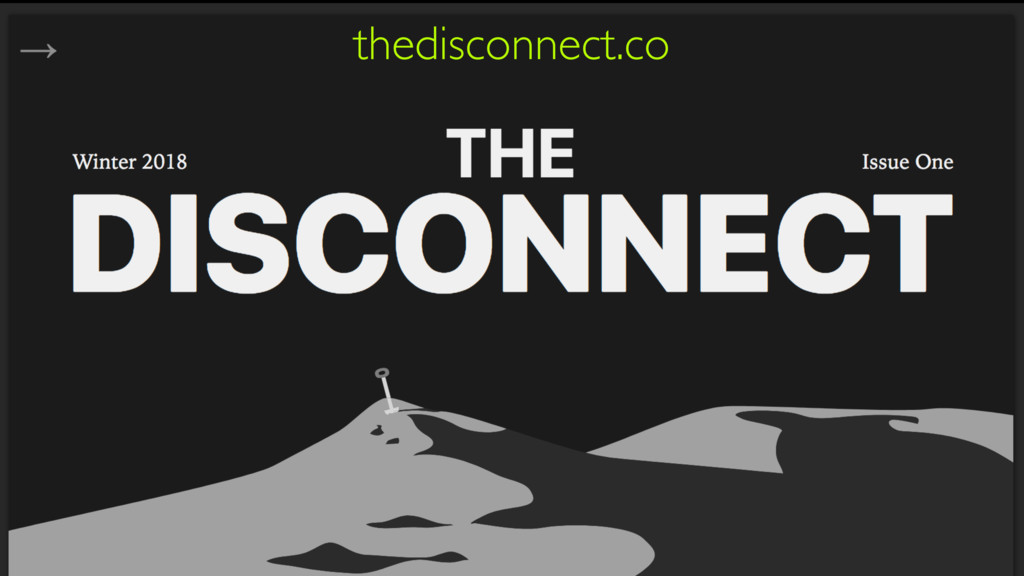 thedisconnect.co