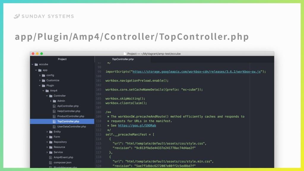 app/Plugin/Amp4/Controller/TopController.php