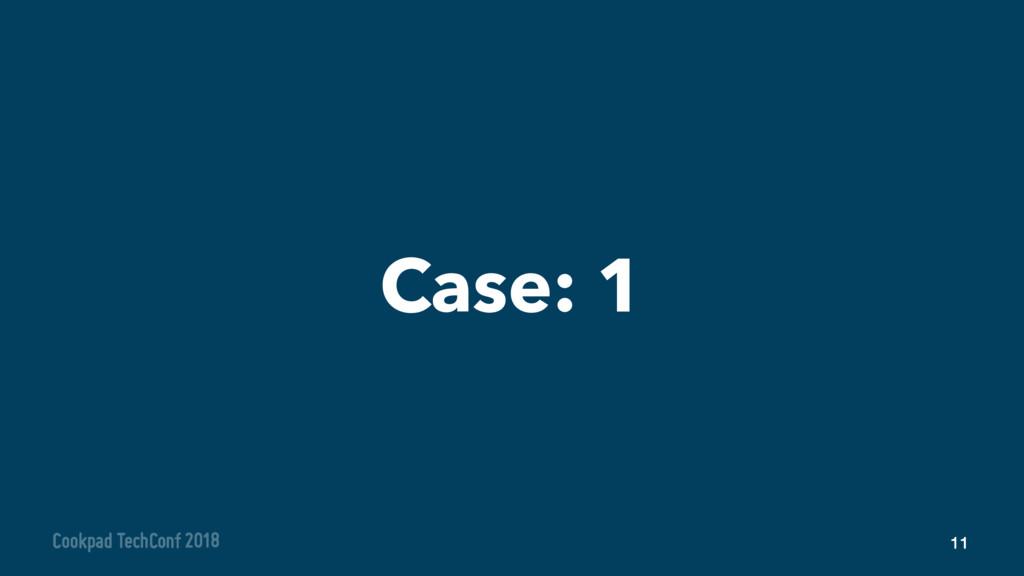 Case: 1 11