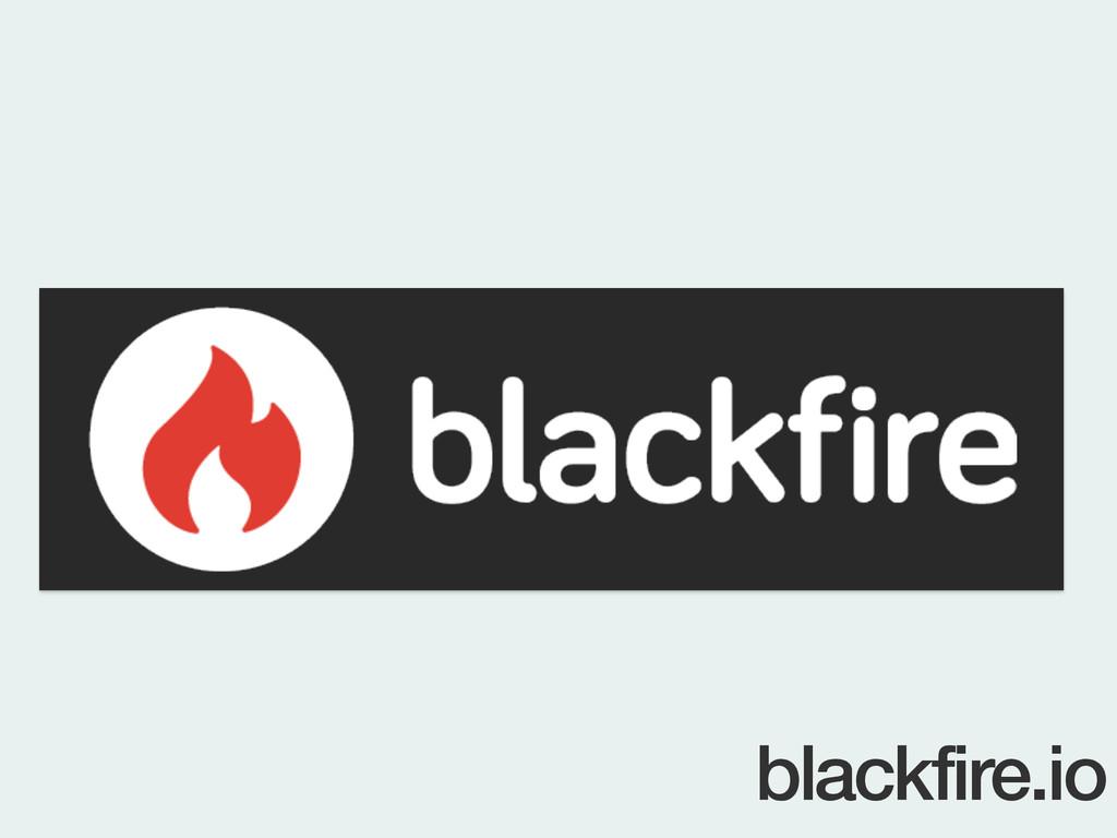 ! Overhead non négligeable blackfire.io