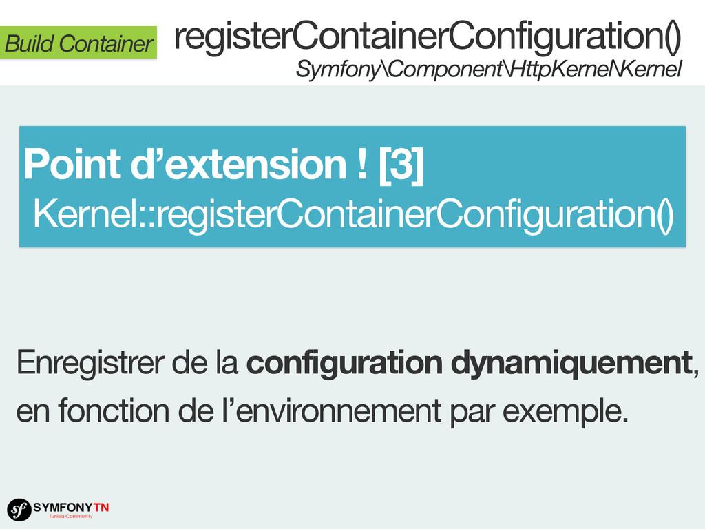 registerContainerConfiguration() Symfony\Compon...