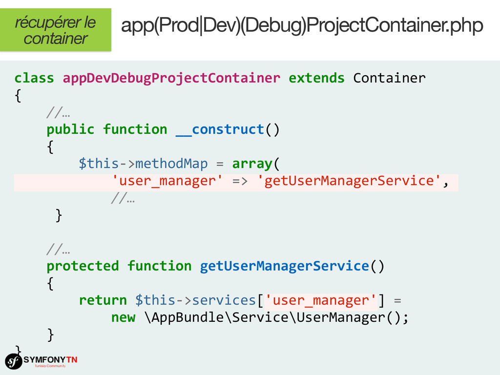 app(Prod|Dev)(Debug)ProjectContainer.php class	...