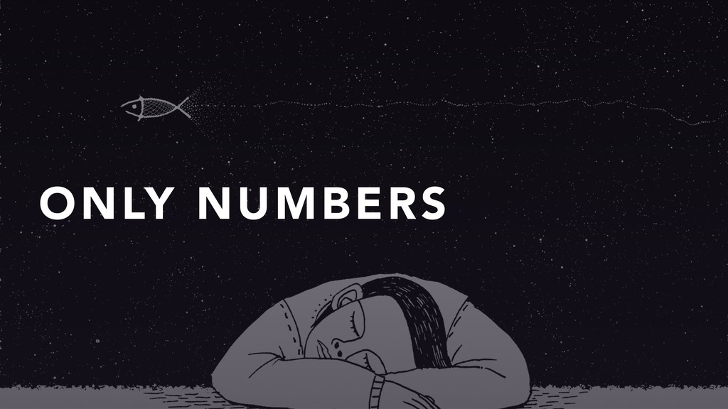 ONLY NUMBERS