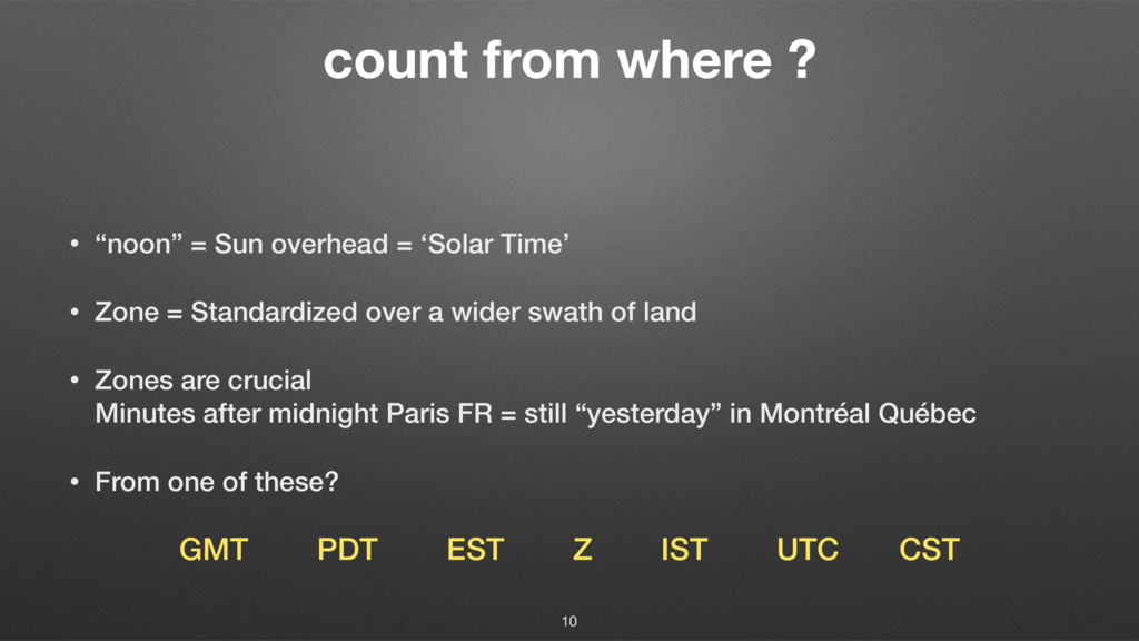 """count from where ? • """"noon"""" = Sun overhead = 'S..."""