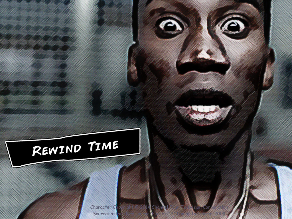 Rewind Time Character Copyright © 2014 Channel ...