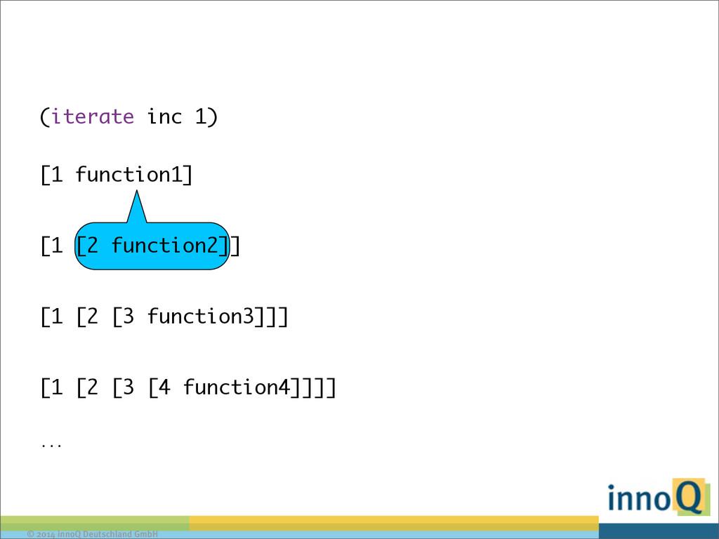 [1 function1] © 2014 innoQ Deutschland GmbH (it...