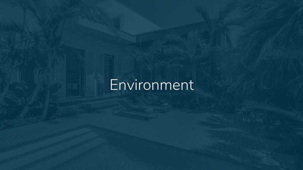 4 Environment