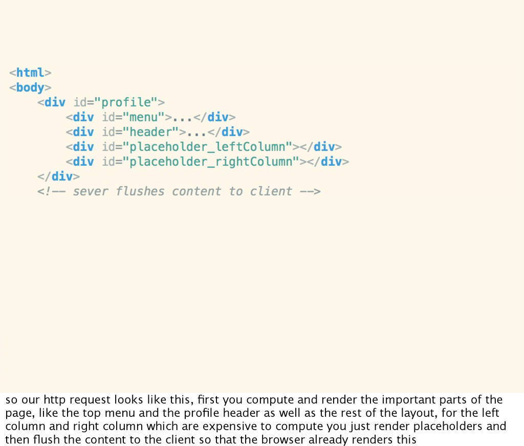 so our http request looks like this, first you c...