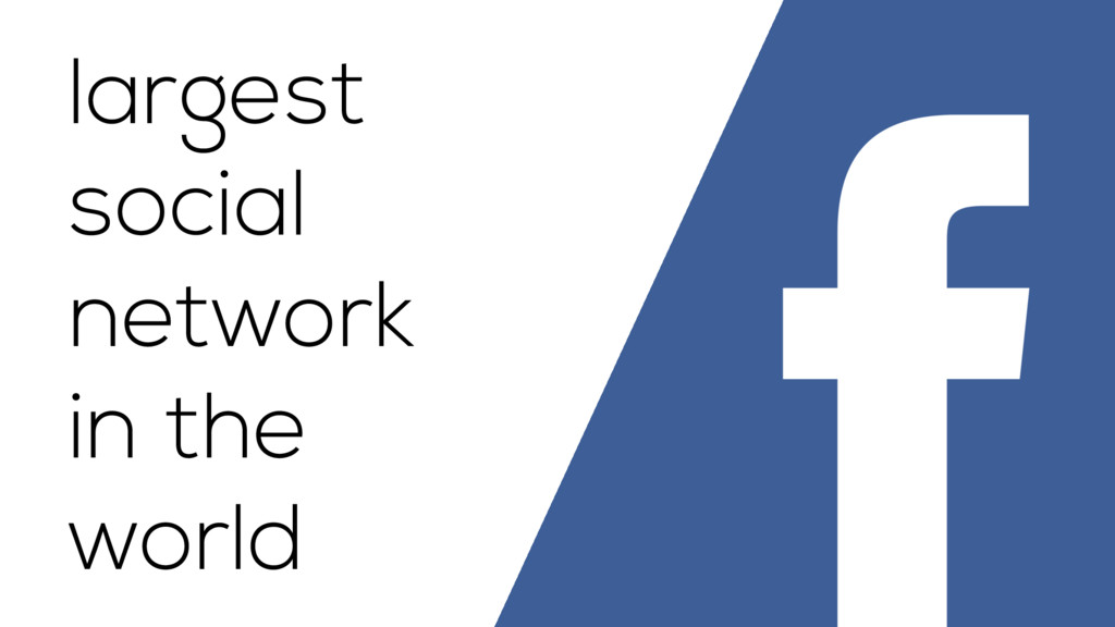 largest social network in the world