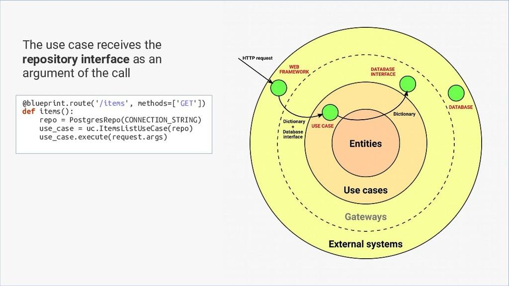 @blueprint.route('/items', methods=['GET']) def...