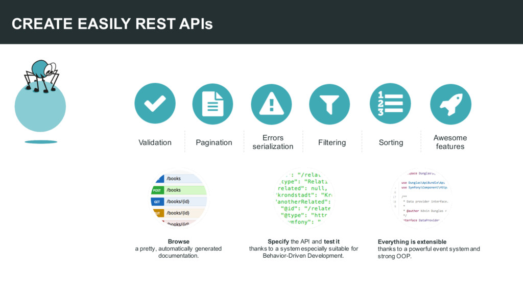 CREATE EASILY REST APIs Validation Pagination E...