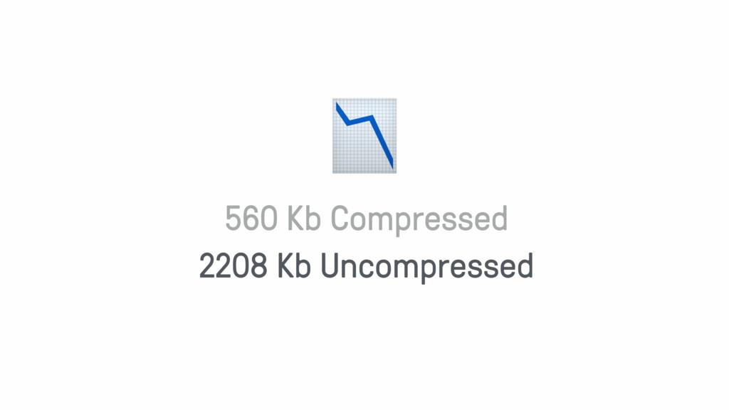 560 Kb Compressed 2208 Kb Uncompressed