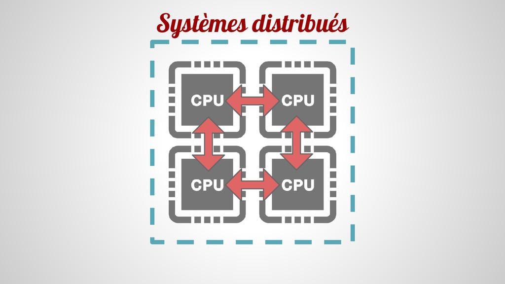Systèmes distribués