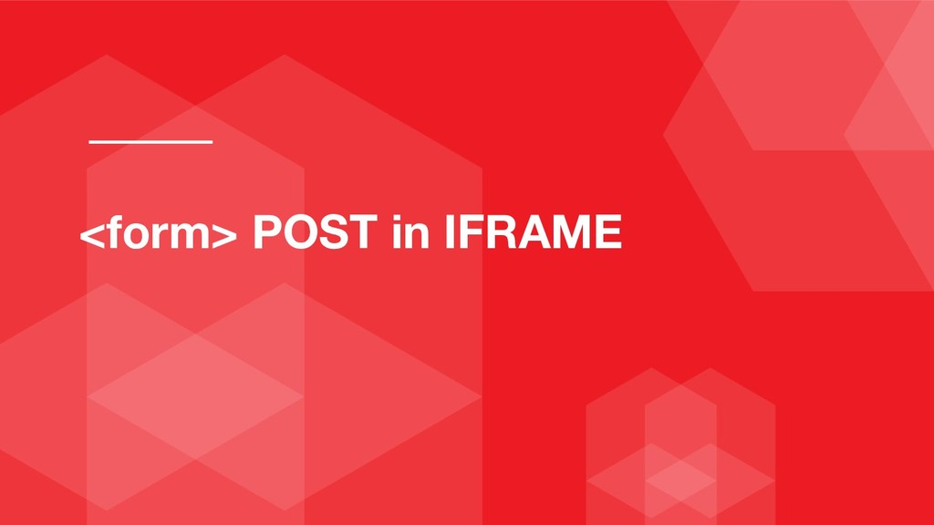 <form> POST in IFRAME